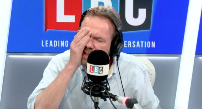 James O'Brien warned of a looming cliff-edge over furlough
