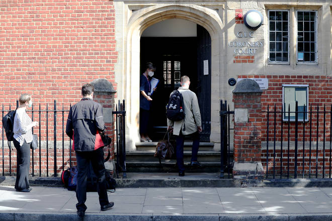 The case was heard at Poplar coroners court