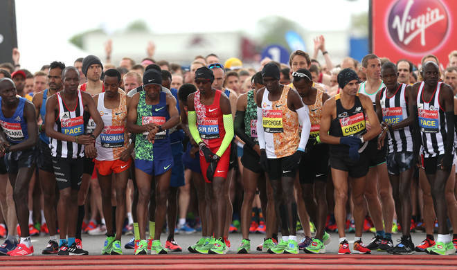 A handful of elite races will still go ahead this year