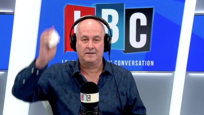 "Iain Dale&squot;s furious reaction to the ""guff"" PR statement from BA"