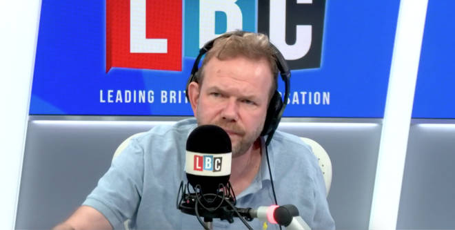 James O'Brien warned of Covid and Brexit colliding