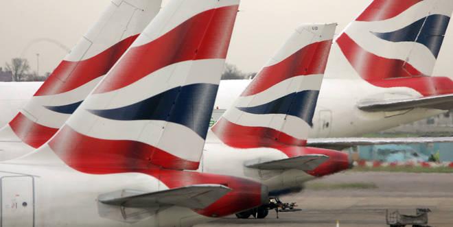 British Airways say that there will be around 10,000 redundancies