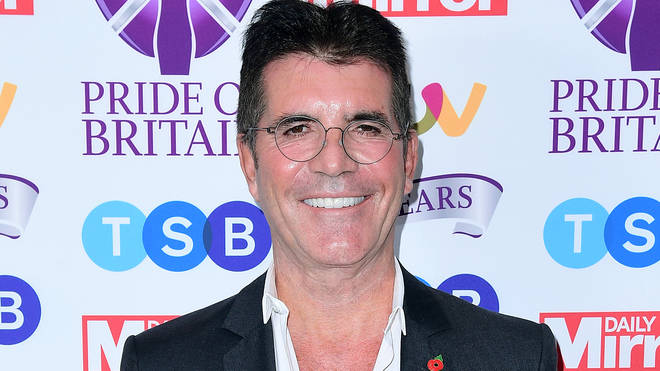 Simon Cowell fell while on holiday in Malibu