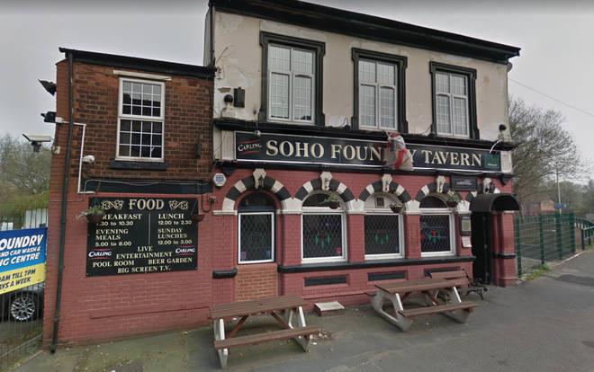 The Soho Foundry Tavern has closed voluntarily