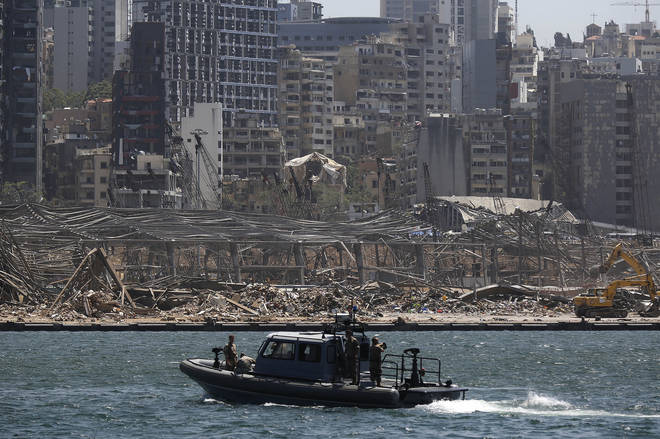 Beirut has been devastated by the deadly blast