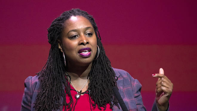 Labour MP Dawn Butler who has accused police of racially profiling her after she was stopped by officers while in a car