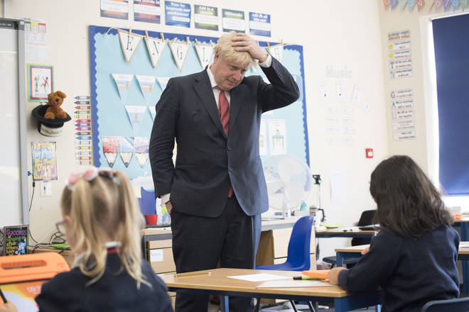 A headteachers' union has criticised the Prime Minister's push to get all children back into classrooms