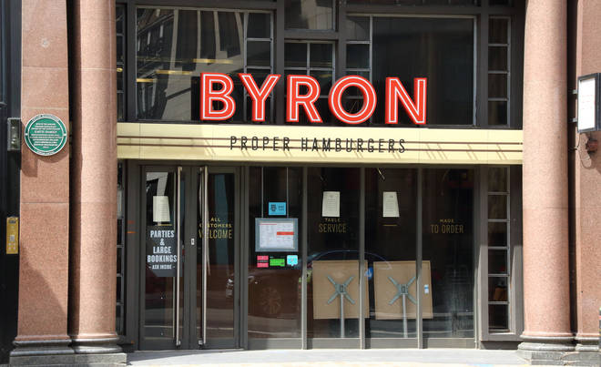 Byron has made almost half of its workforce redundant