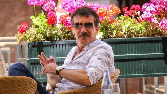 Antonio Banderas has tested positive for coronavirus