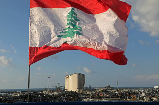 Lebanon's entire government has resigned, its health minister has said
