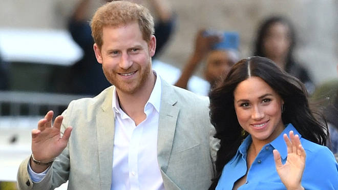 Claims about Prince Harry and Meghan Markle's relationship have been made in a new unofficial book