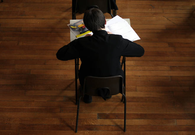 Evidence suggests that pupils from disadvantaged backgrounds are being predicted lower grades