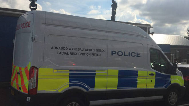 South Wales Police used the technology