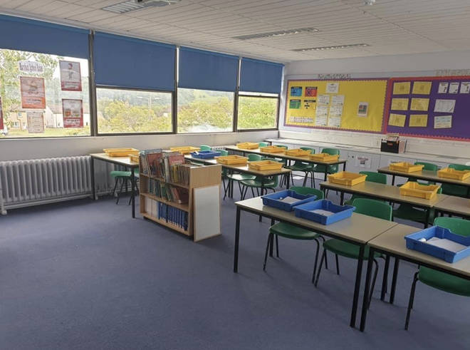 Pupils have been given strict rules on what they can and cannot bring to school