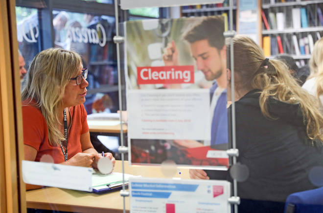 University clearing is expected to be a 'scramble' this year