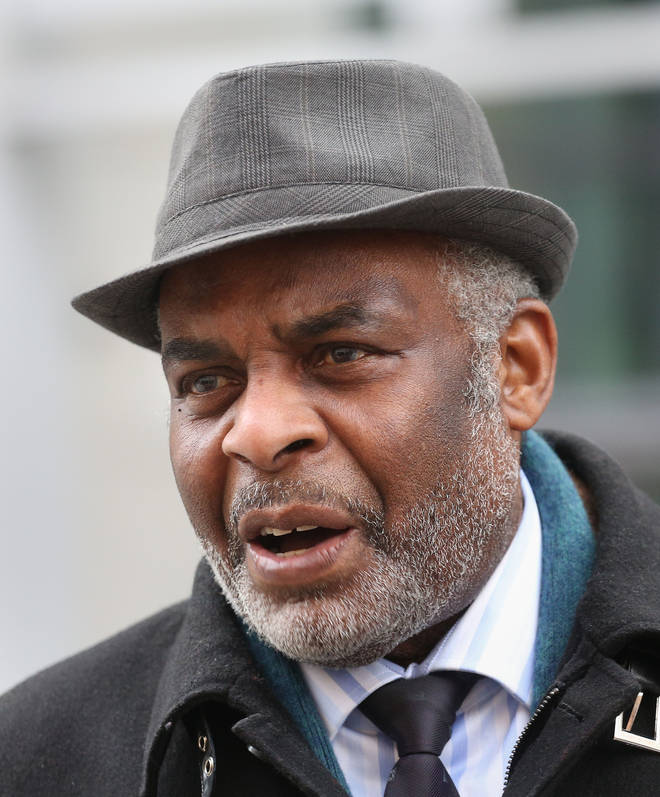 Neville Lawrence told Eddie Mair that he will not give up in seeking justice for his son