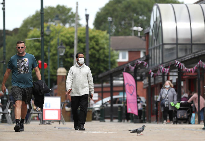 Leaders in Oldham have warned of tough new restrictions if the infection rate continues to rise