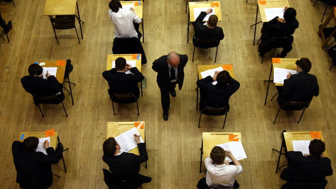 A-level students in England will be able to use mock exam grades to get into to university
