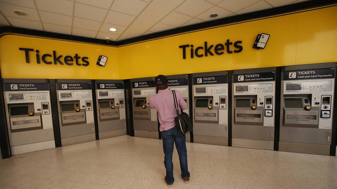 Rail commuters face an increase in season ticket prices of around 1% in January despite people being urged to return to workplaces