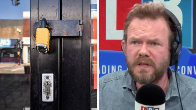 A caller told James O'Brien when he was allowed to analyse the economic figures