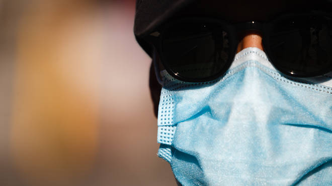 The number of coronavirus deaths has been revised down by over 5,000