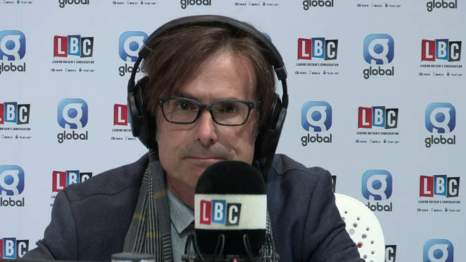 Robert Peston spoke to LBC from the Labour Party conference