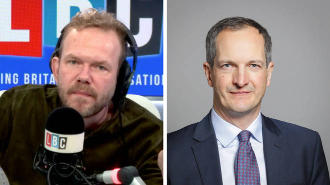 James O'Brien took aim at the government and Lord Bethell over A-levels