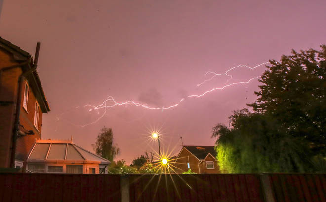 Thunderstorms have rocked the UK after a six day heatwave, but why does this happen?