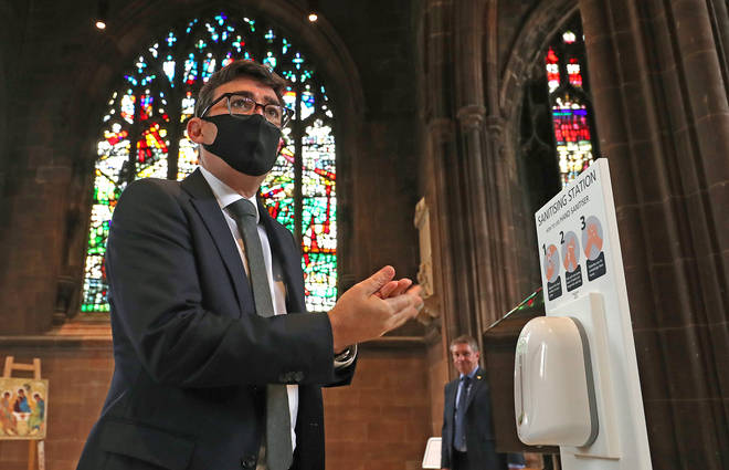 Mayor of Greater Manchester Andy Burnham dismissed the idea of increasing lockdown measures in Oldham