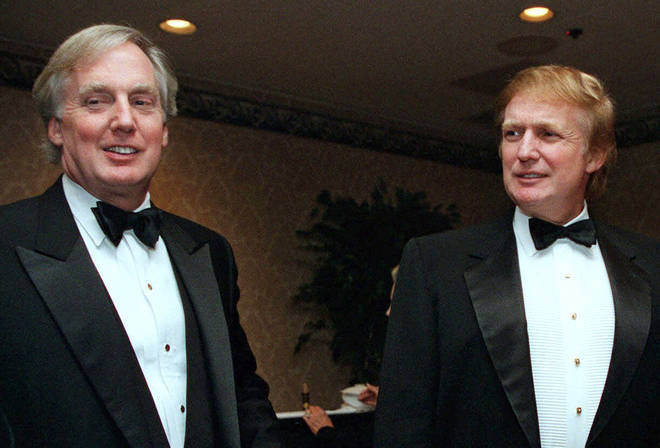 Donald Trump will visit his younger brother Robert in hospital in New York