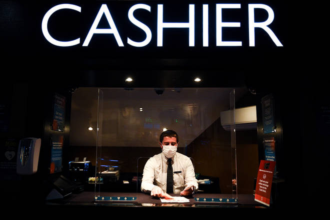 Enhanced cleaning is in place in casinos