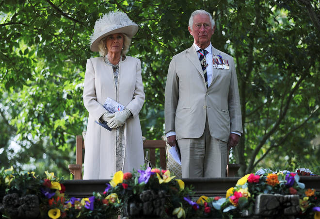 Prince Charles and Camilla have led the tributes