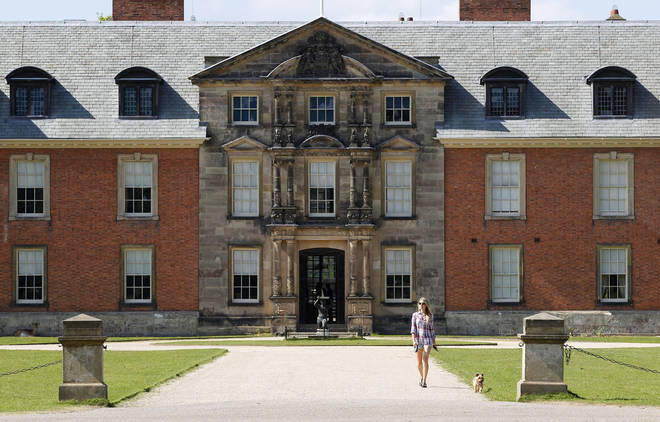 The National Trust said many of its homes have links to colonialism