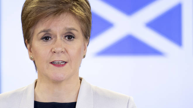 The number of deaths in Scotland remains at 2,491