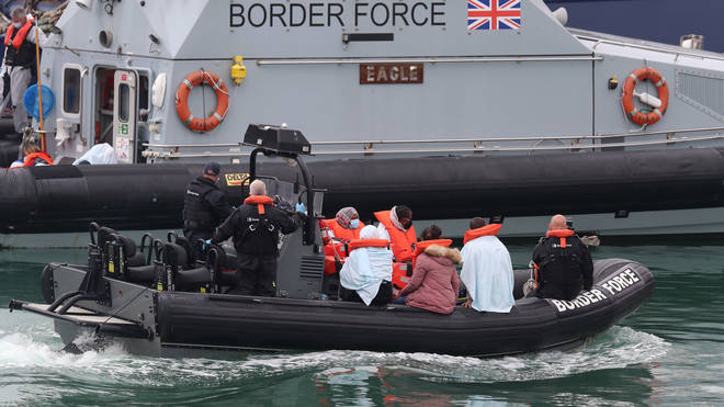 Migrant crossings in the Channel have hit record levels this year