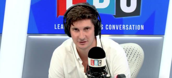 Tom Swarbrick was shocked by Adrian's call