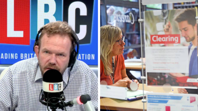 A teacher has told LBC that she believe the exams regulator does not care about students