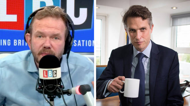 A teacher told James O'Brien why the government have insulted them