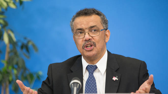Dr Tedros Adhanom Ghebreyesus has said all nations need to work together to defeat Covid-19