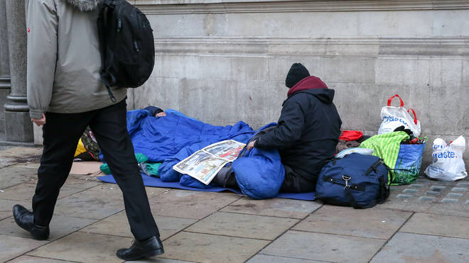"""Britain is on the cusp of a """"homelessness crisis"""" if nothing is done when the ban on evictions is lifted, Labour has warned"""