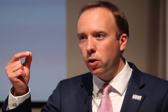 The Health Secretary has defended the appointment of the Tory peer