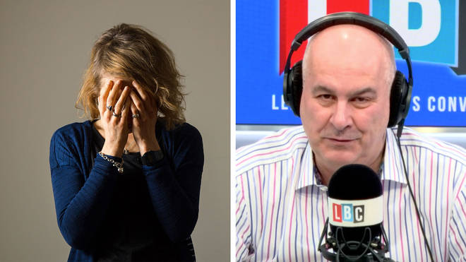 Iain Dale heard this remarkable call from a listener suffering from depression