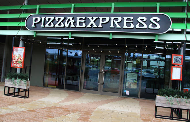 Pizza Express are closing 73 stores around the UK