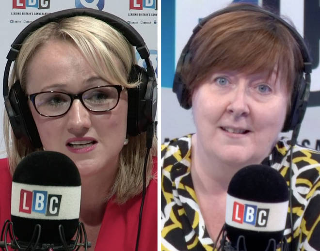 Rebecca Long-Bailey joined Shelagh Fogarty from the Labour Party conference