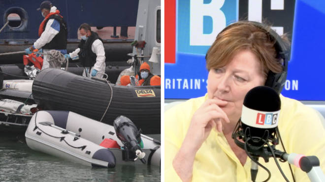 """""""People don&squot;t make that trip unless they need to,"""" this caller told LBC"""