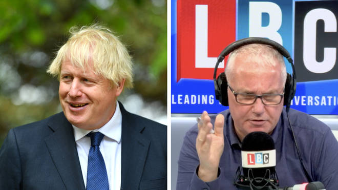 Should the public trust the Government? Two callers give dramatically different views