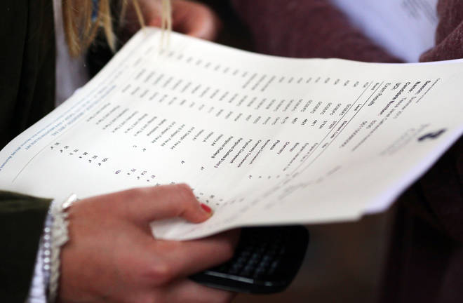 Hundreds of thousands of GCSE students will receive their results today