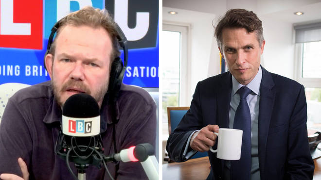 James O'Brien asked why Gavin Williamson didn't act over the A-level algorithm
