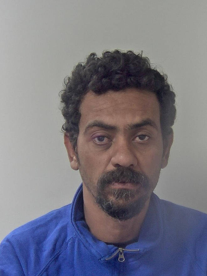 A Sudanese man has been jailed for attempting smuggle himself and 9 others into the UK