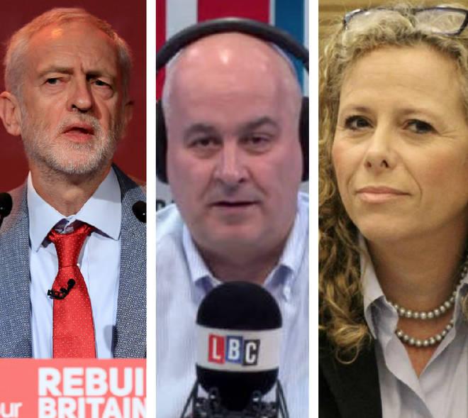 "Ayelet Nahmias Verbin branded Jeremy Corbyn an ""anti-Semite"""